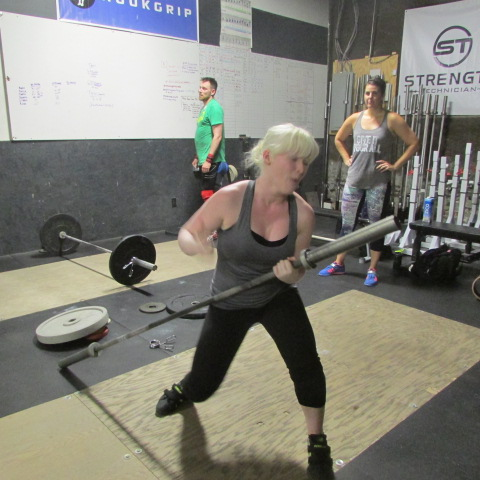 WOD 090315: Get on Up!