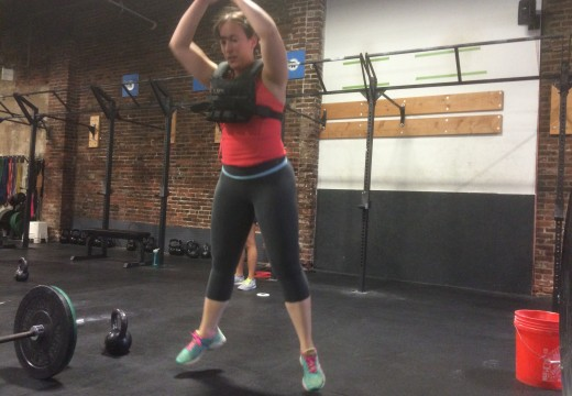 WOD 090415: What can you do in a Minute?