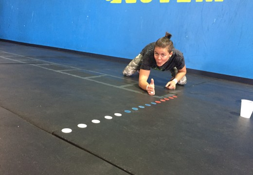 WOD 091215: Burpees for Nate