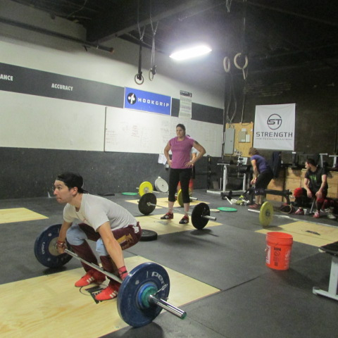 WOD 102115: Deadlifts all the Way