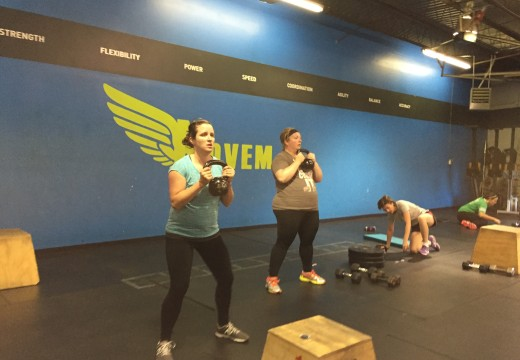 WOD 101515: Working through the grind