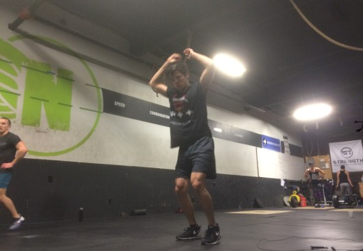 WOD 102715: A sneaky 100 Burpees