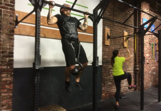 WOD 111215: All the Conditioning