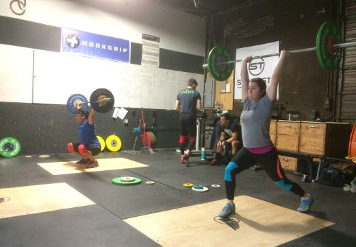 WOD 111415: All the Equipment all the Fun