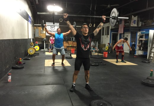 WOD 112015: Revisiting 13.1