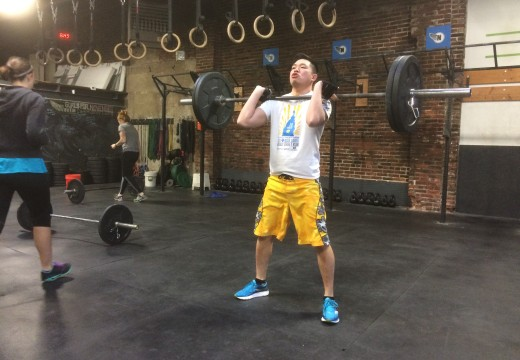 WOD 113015: Squats for Days