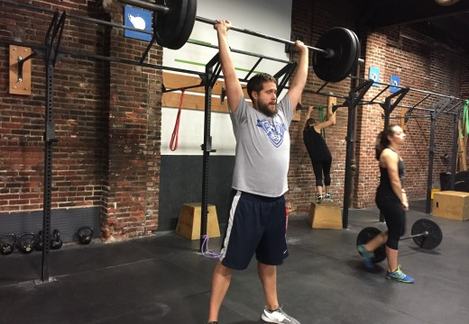 WOD 120815: How many rope climbs can you do in a Minute?