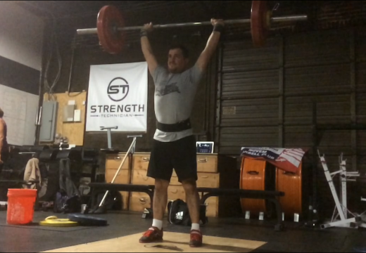 WOD 120915: Jump for Those Wallballs!
