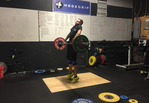WOD 121415: Rest in Between Doesn't Sound so Bad