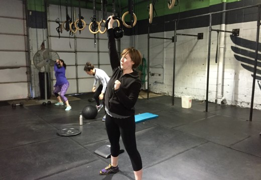 WOD 122015: Max Effort all the things