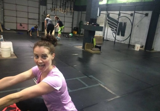 WOD 010916: Fitness is fun y'all