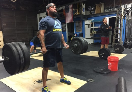 WOD 010616: Deadlifts and Tabatas