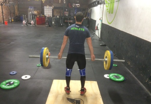 WOD 010716: How many thrusters?…