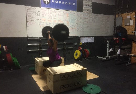 WOD 012616: Thrusters Toes to Bar