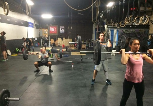 WOD 012816: Squats for Days!