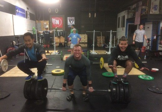 WOD 020316: Deadlifts on Hump Day