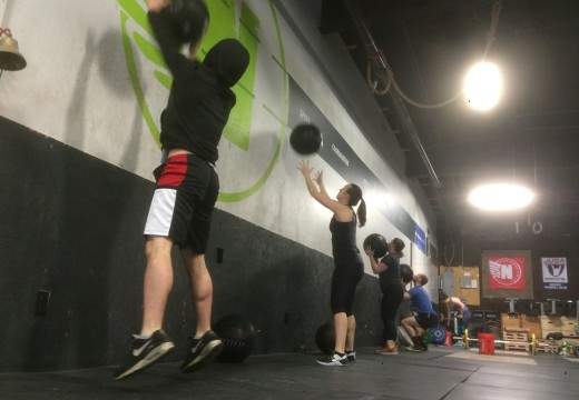 WOD 022916: Its Leap Year so lets go running!