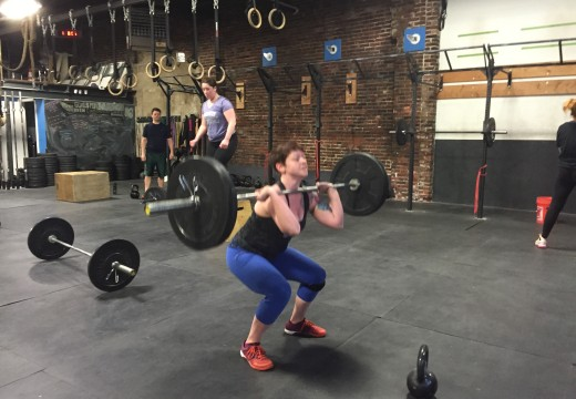 WOD 032116: You know we love to Squat!