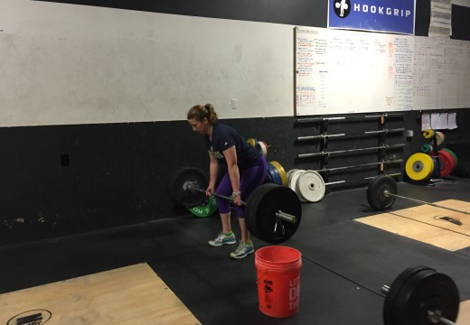 WOD 040816: Deadlift Fridays