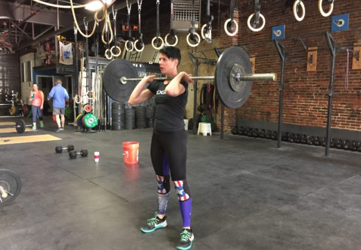WOD 041816: Back Squat PR Time!