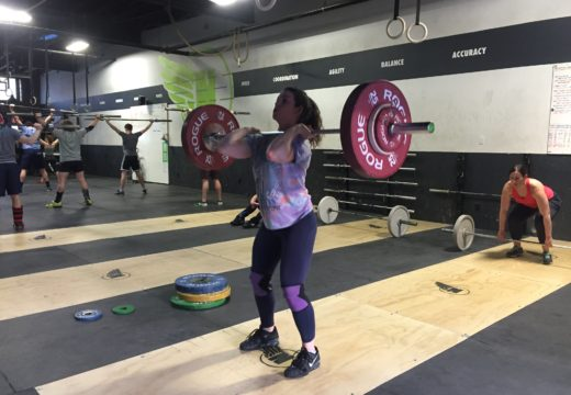 WOD 042116: Snatch Complex and Overhead Squats