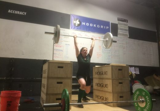 WOD 042616: Clean Complex and Squats!