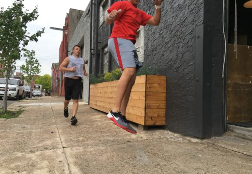 WOD 050916: Sunshine and Snatches!