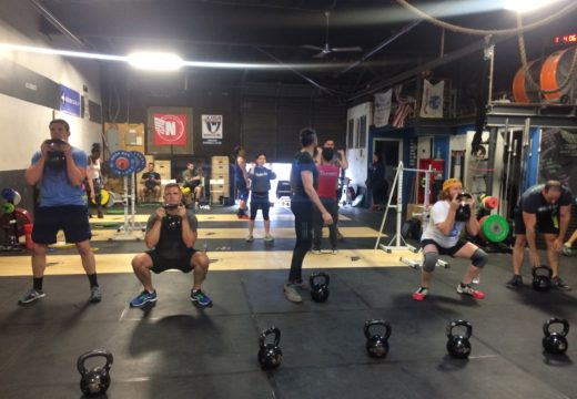 WOD 051016: Gimme, Gimme Goblet Squats