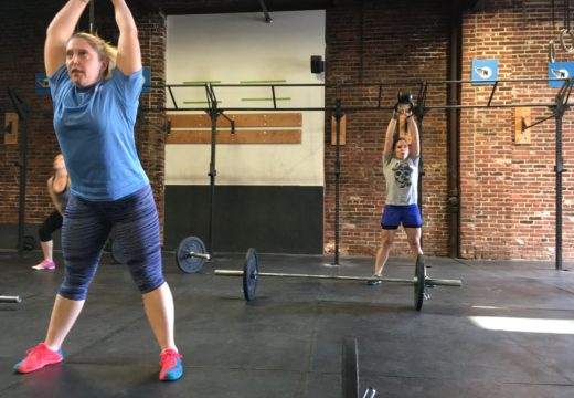 WOD 051916: Push Presses for All!