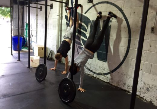 WOD 052216: Sunday Lunges!