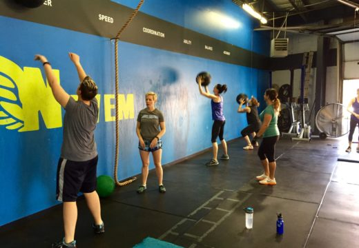 WOD 052816: Kettle Bell Concoction!