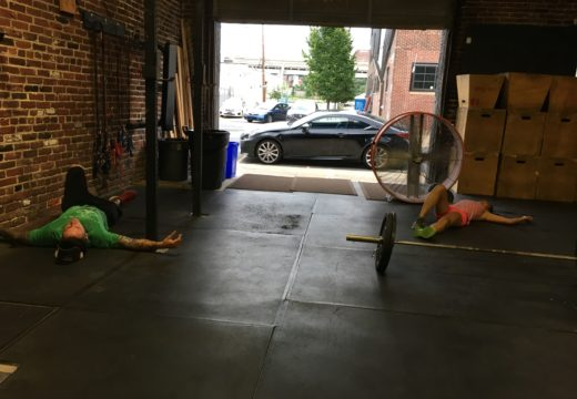 WOD 070816: Where the Run is your Rest!