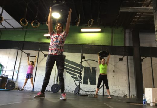 WOD 071216: Long Live the Lunges!