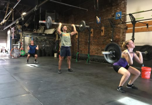 "WOD 072216: Let's ""Fran"" Again!"