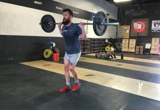 WOD 072416: Sunday Lunges for All!