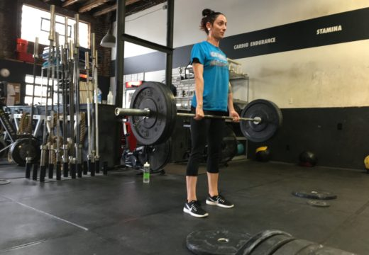 WOD 080116: Dealing out the Deadlifts
