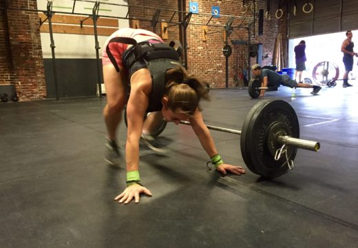 WOD 080516: Drop and give me 10 MORE burpees!
