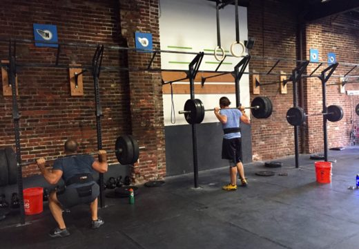 WOD 080816: Summer Squats