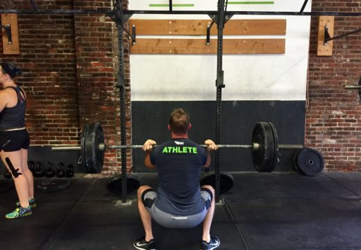 WOD 081516: Crushing it with Kettle Bells
