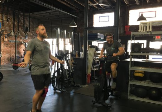 WOD 083016: Jump Rope from Start to Finish