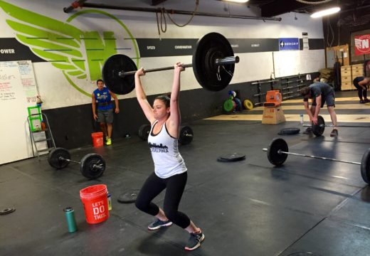 WOD 090216: Clean Up Complex!