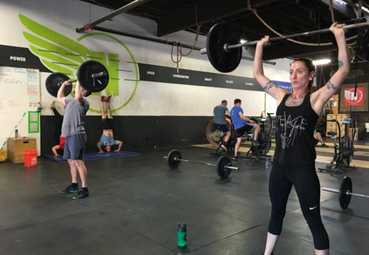 WOD 091416: All Sorts of Pressing!