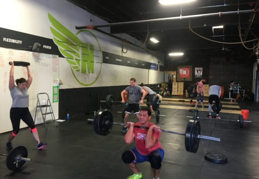 WOD110616: Cleaning on a Sunday