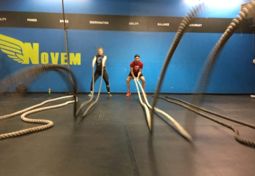 WOD 101116: OutRAGEous Rope Slams!