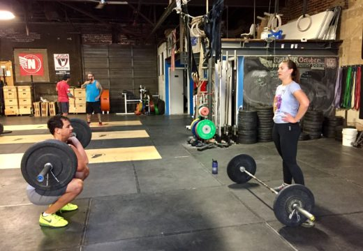 WOD 101516: As Many Team Reps as Possible!