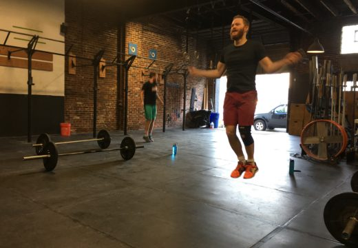 WOD 102416: Double Up your Double Unders