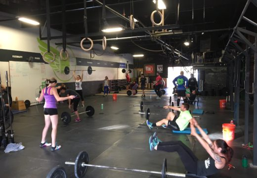 WOD102916: Terrific Team Effort!
