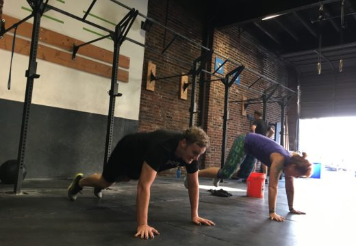 WOD103016: Throw in a few more burpees!