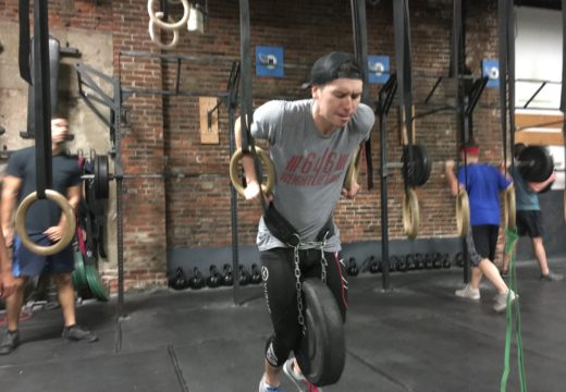 WOD110216: Wowza, Weighted Dips!