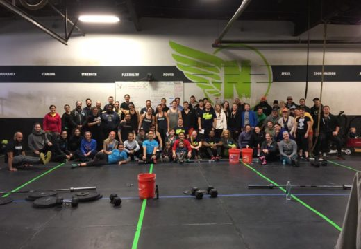 WOD120316: Novem Holiday Team Competition!